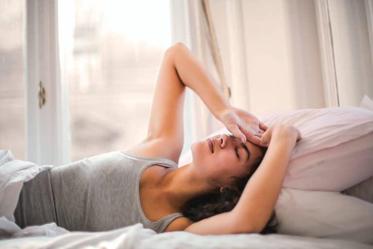 EMF sleep disturbance