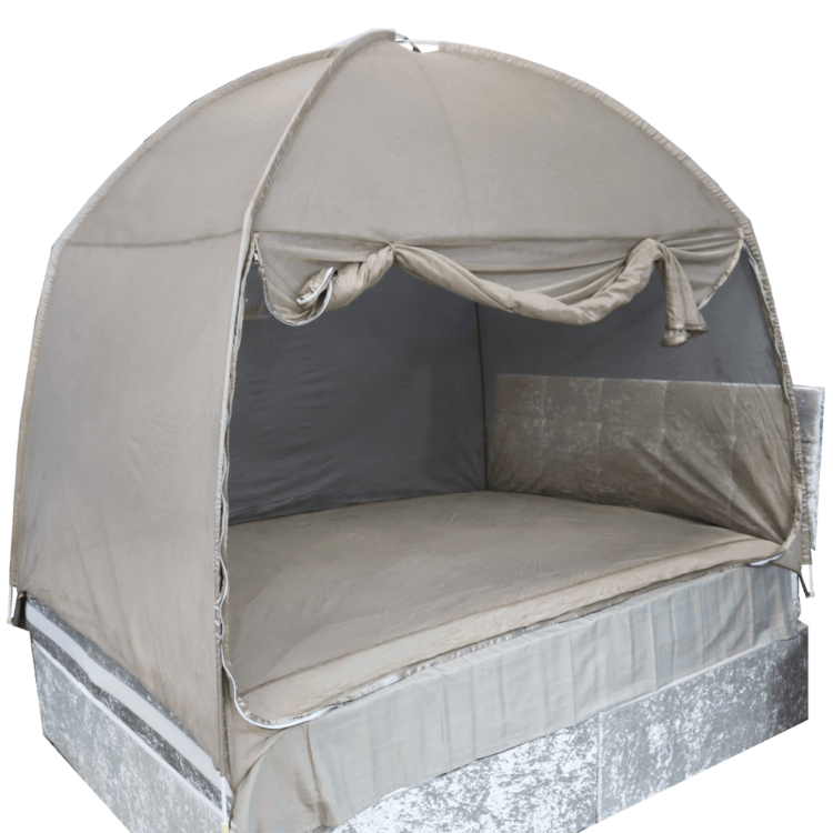 BLOCSILVER EASY TO ASSEMBLE TENT