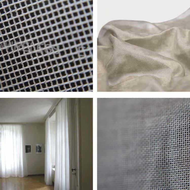 EMF Blocking Fabric Samples