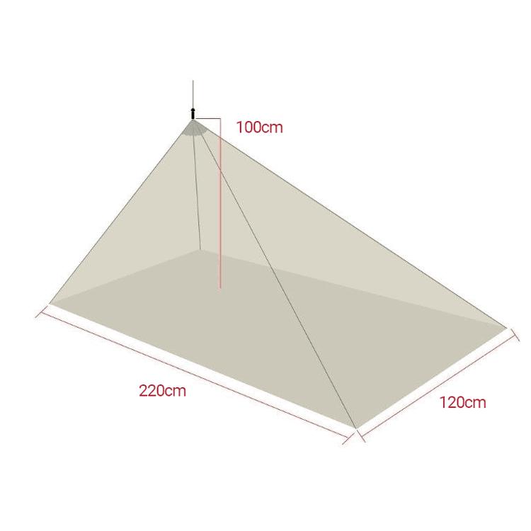 BlocSilver™ EMF Shielding Mini Tent with Earthing Sheet