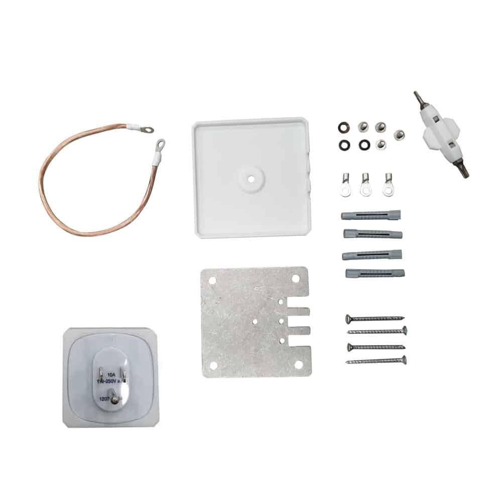 EMF Paint Grounding Kit