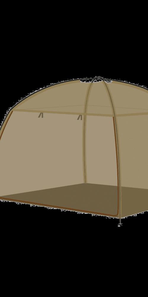 BlocSilver Tent No measurements